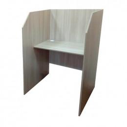 кабинка стол для колл центра 1-место. 900мм глубина перегородки.угол