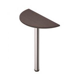 приставной стол полукруг R300