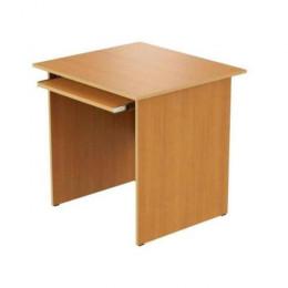 стол письменный + полка под клавиатуру