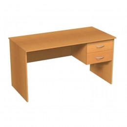стол письменный 2-ящика