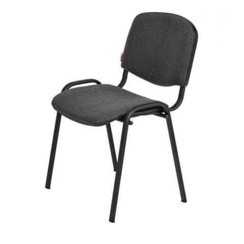 стул ИЗО серый тканевый
