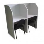 Колл центр столы кабинки (11)