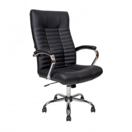кресло руководителя Атлант (хром) AV104 CH