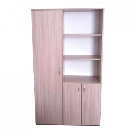 Шкаф комбинированный 1950х1100х400 трёхдверный