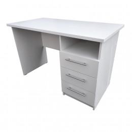 стол однотумбовый 3-ящика письменный рейлинги